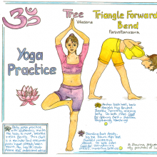 Liz Cook Charts Yoga Chart