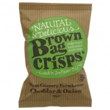 Brown Bag Crisps West...