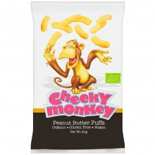 Cheeky Monkey Peanut Butter...