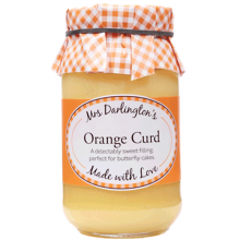 Mrs Darlingtons Orange Curd
