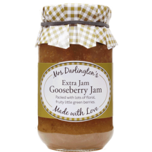 Mrs Darlingtons Gooseberry Jam