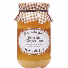 Mrs Darlingtons Ginger Jam
