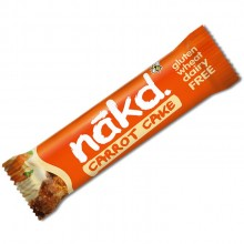Nakd Carrot Cake Nudie Bar