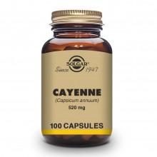 Solgar Cayenne 520 mg 100...