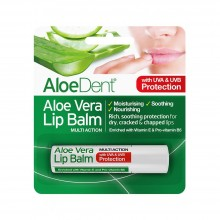 Aloedent Aloe Vera Lip Balm...