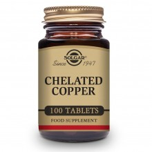 Solgar Chelated Copper* 100...