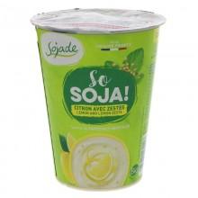 Sojade Lemon Yoghurt 400g