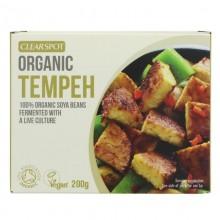 Clear Spot Organic Tempeh 200g