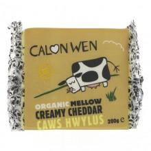 Calon Wen Mellow Cheddar 200g