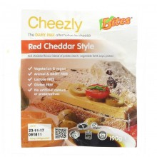 Vbites Cheezly Red Cheddar...