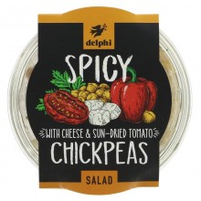 Delphi Foods Chickpea Salad