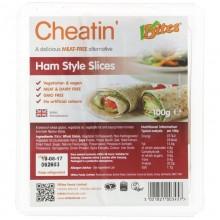 Vbites Cheatin Ham 100g