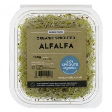 Sky Sprouts Alfalfa Sprouts...