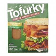 Tofurky Smoked Ham Slices 156g