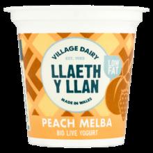 Llaeth Y Llan Peach Melba...
