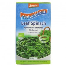 Natural Cool Leaf Spinach -...