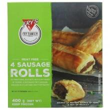 Frys 4 Sausage Rolls 400g