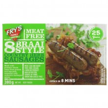 Frys Braai Sausages 380g