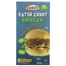 Goodlife Katsu Curry Burgers