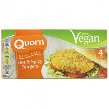 Quorn Hot & Spicy Vegan...