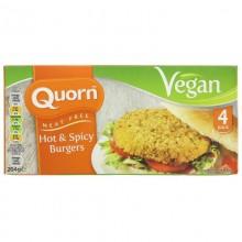 Quorn Hot & Spicy Vegan...