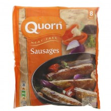 Quorn Sausages 8 pack 336g