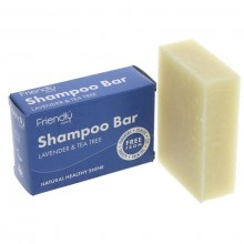 Friendly Soap Shampoo Bar...