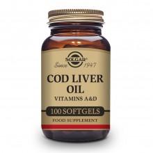 Solgar Cod Liver Oil 100...