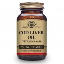 Solgar Cod Liver Oil 250...
