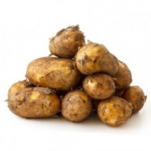 Organic Potatoes New