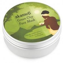 Akamuti Green Clay Face...