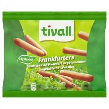 Tivall Frankfurters...
