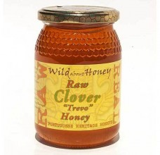 Wild About Honey Raw Clover...