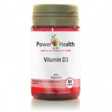 Power Health Vitamin D3...