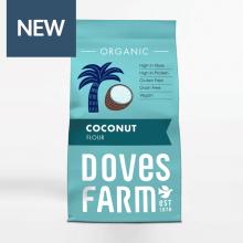 Doves Farm Organic Coconut...