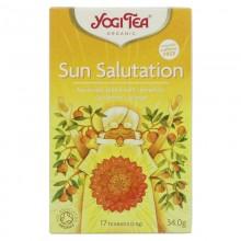Yogi Tea Sun Salutation 17s