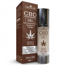 Natures Aid CBD Gel with...