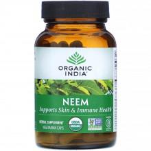 Organic India Neem Capsules 45