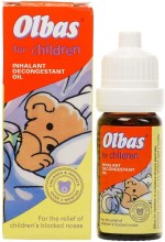 Lanes Olbas Oil for Kids 12ml