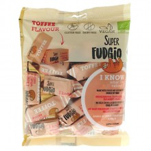 Super Fudgio Organic Toffee...