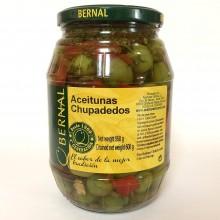 Bernal Aceituna Chupadedos...