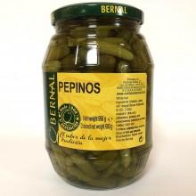 Bernal Pepinos Cornichons 600g