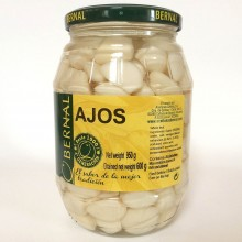 Bernal Ajos Garlic 600g