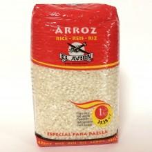 El Avion Arroz Paella Rice 1kg