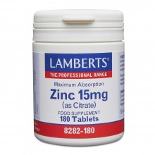 Lamberts Zinc 15mg 90s