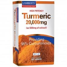 Lamberts Turmeric 20000 60s