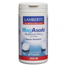 Lamberts MagAsorb 60 tablets