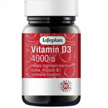 Lifeplan Vitamin D3 90...