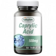 Lifeplan Caprylic Acid V 50...