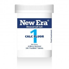 New Era No. 1 Calc Flour...
